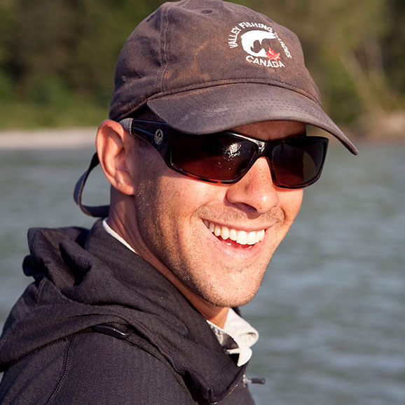 Ryan Treneer, Valley Fishing Guides