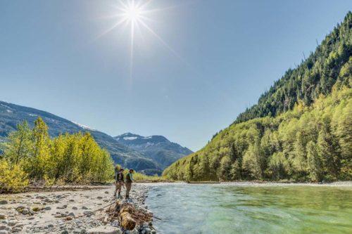 Early Season Heli Fishing