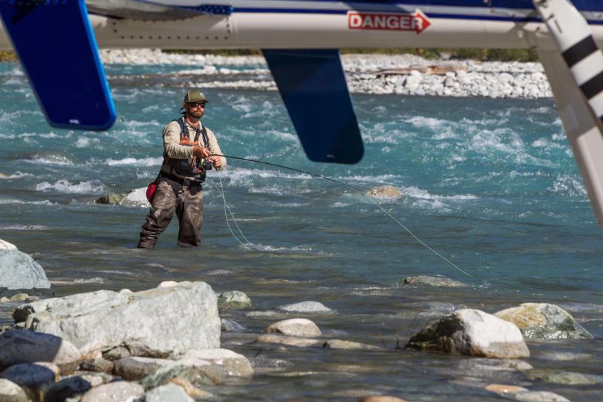 Fly Fishing Squamish
