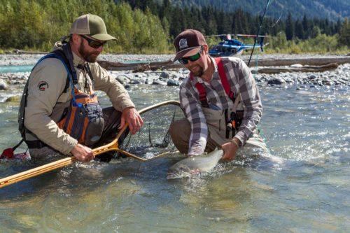 Heli-Fishing Media Heli Fishing B.C.