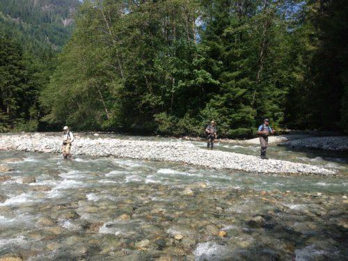 Small Stream Fly Fishing