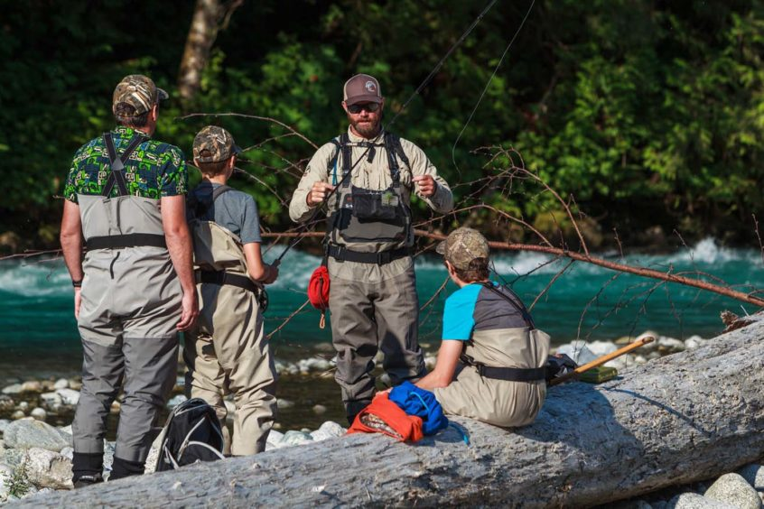 Fly Fishing Gear Explanation