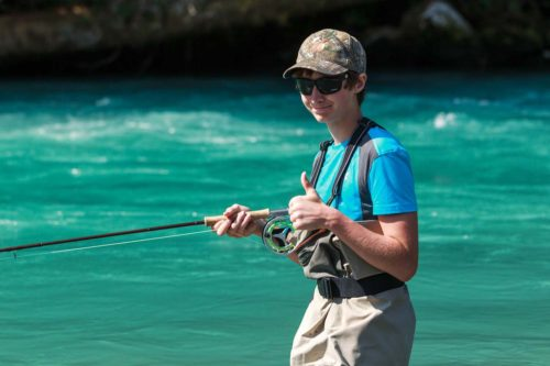 Thumbs Up Fly Fishing