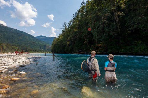 Teen Fly Fishing